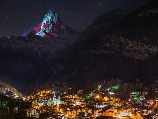 Matterhorn Montage