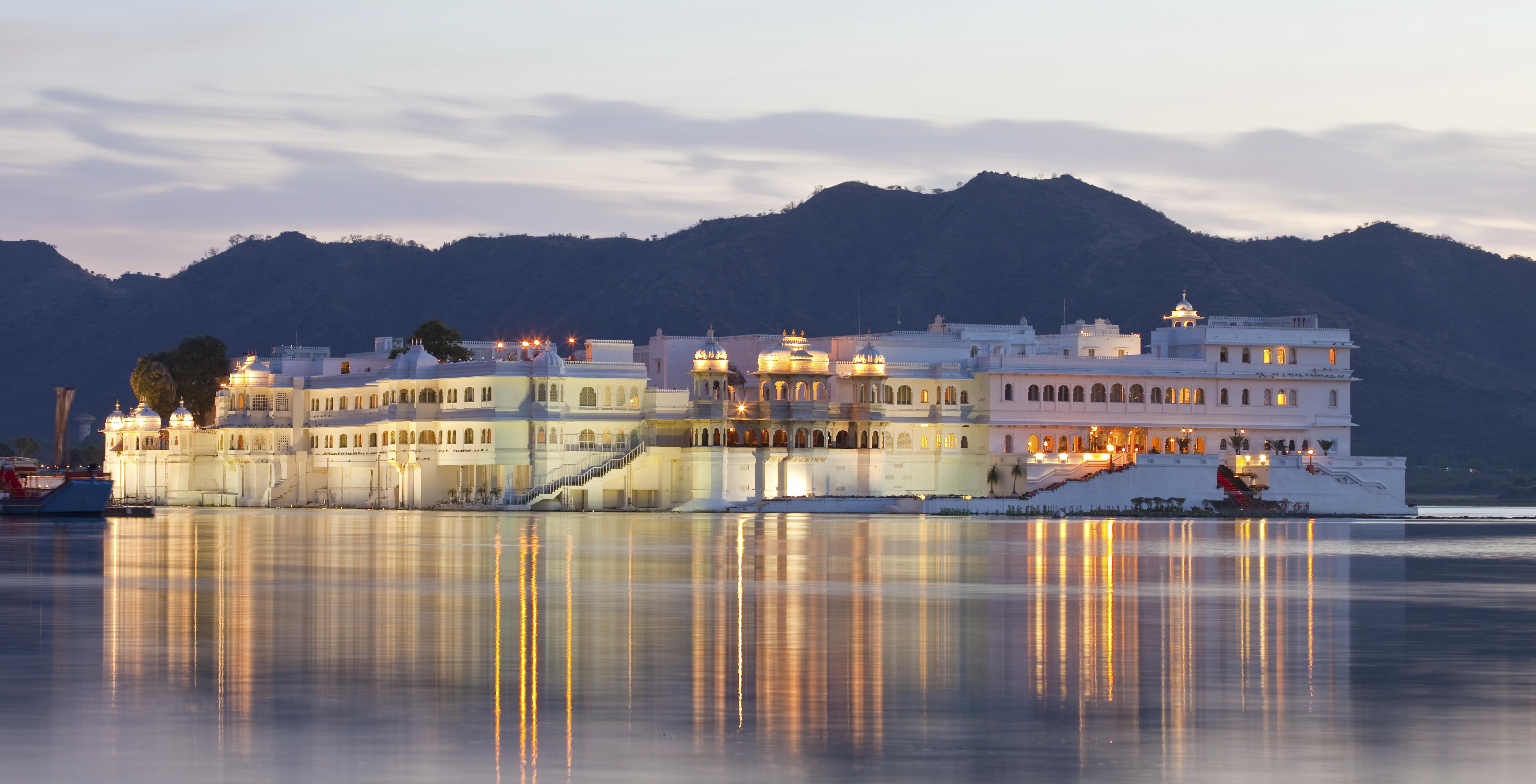 City-of-lakes,Udaipur,India,Asia