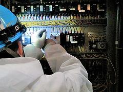 配電盤のブレーカー交換工事