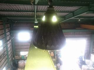 工場照明設備 LED化・増設