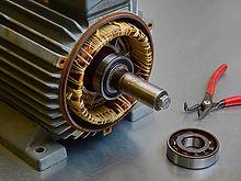 減速機・モーターのメンテナンスをトータル対応!