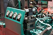 油圧ポンプの周辺設備までご提案可