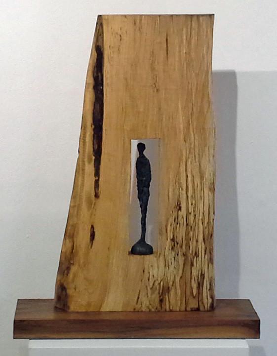 Betty McGeehan - Homage to Giacometti