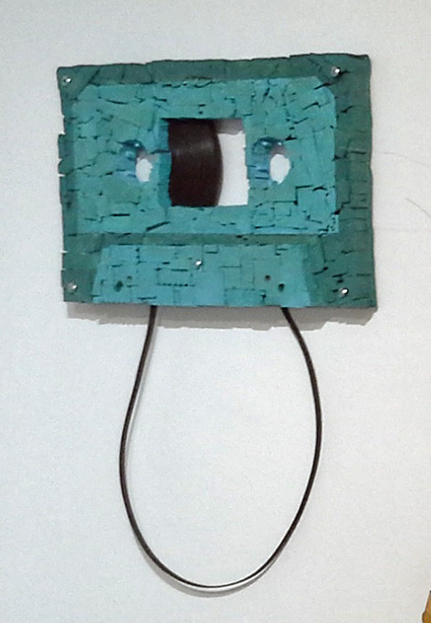 Amy Puccio - Art of the Mixtape Teal