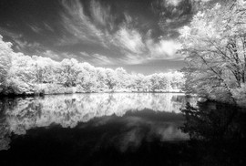 Chad Mooney - Infrared Lake
