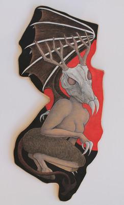 Kristy Brucale Jach - Jersey Devil