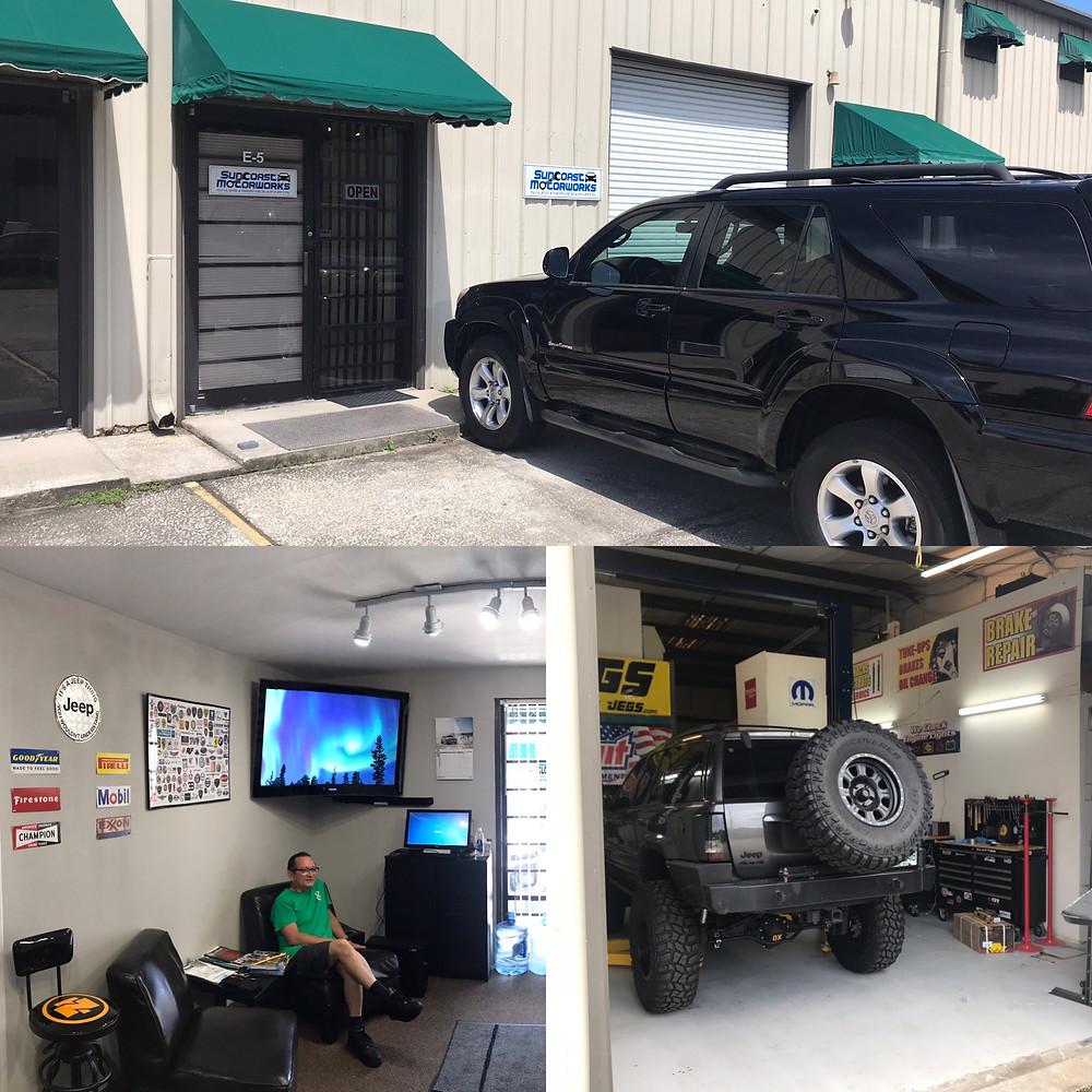 Auto Repair Tampa
