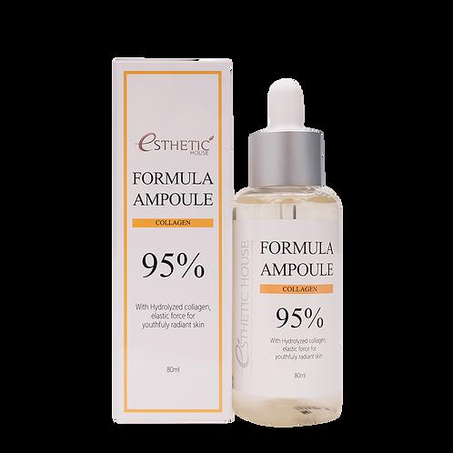 Сыворотка для лица с коллагеном Esthetic House Formula Ampoule Collagen