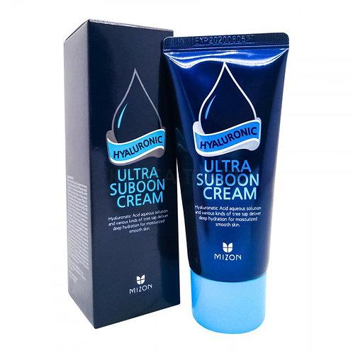 Крем гиалуроновый Mizon Hyaluronic Ultra Suboon Cream