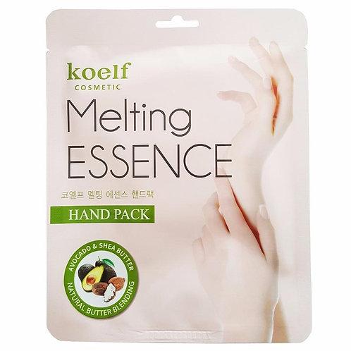 Маска-перчатки для рук с маслами и экстрактами Koelf
