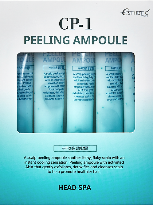 Пилинг-сыворотка для кожи головы глубокого очищения ESTHETIC HOUSE CP-1 PEELING