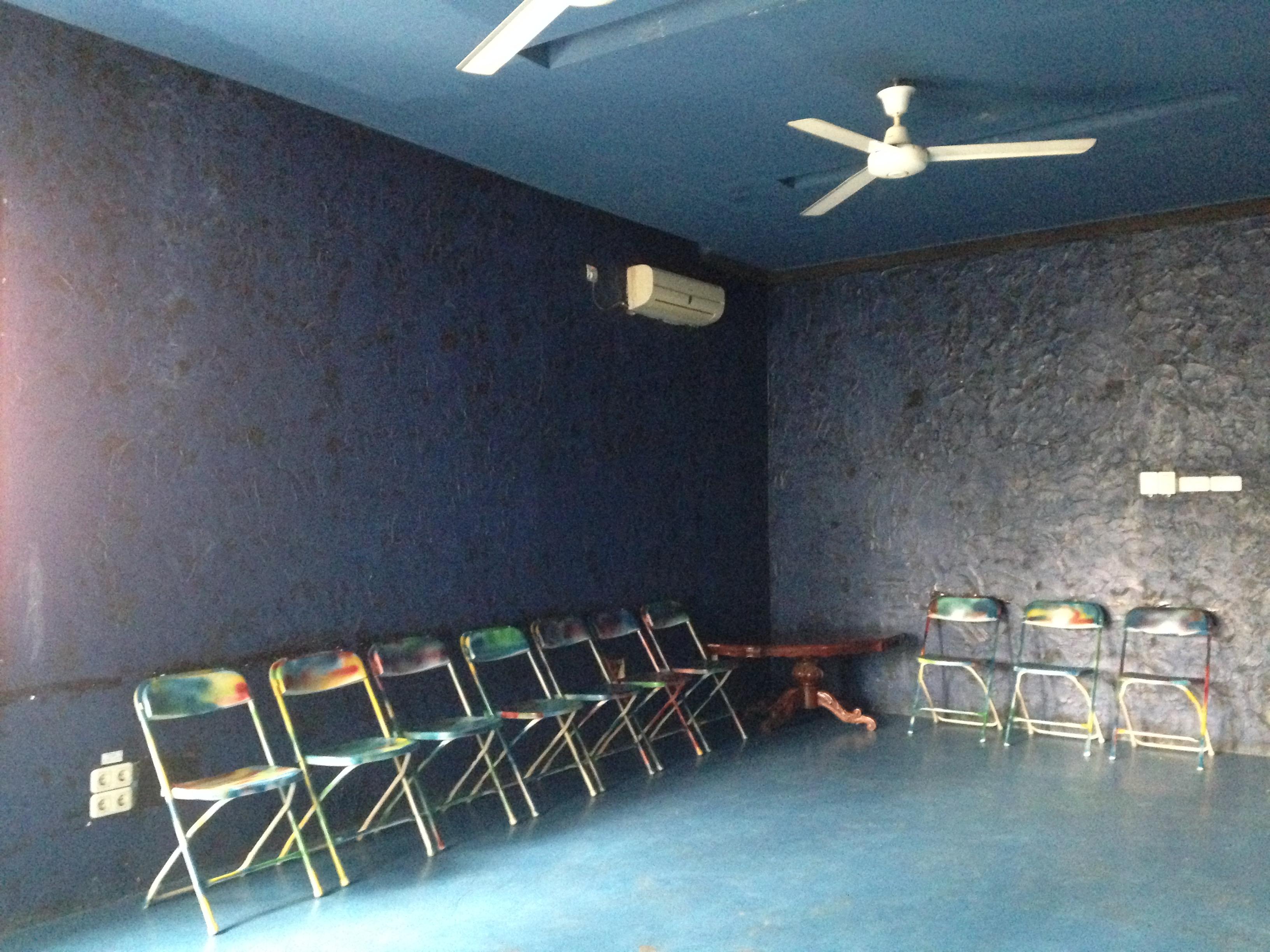 Studio1 Private Waiting Room