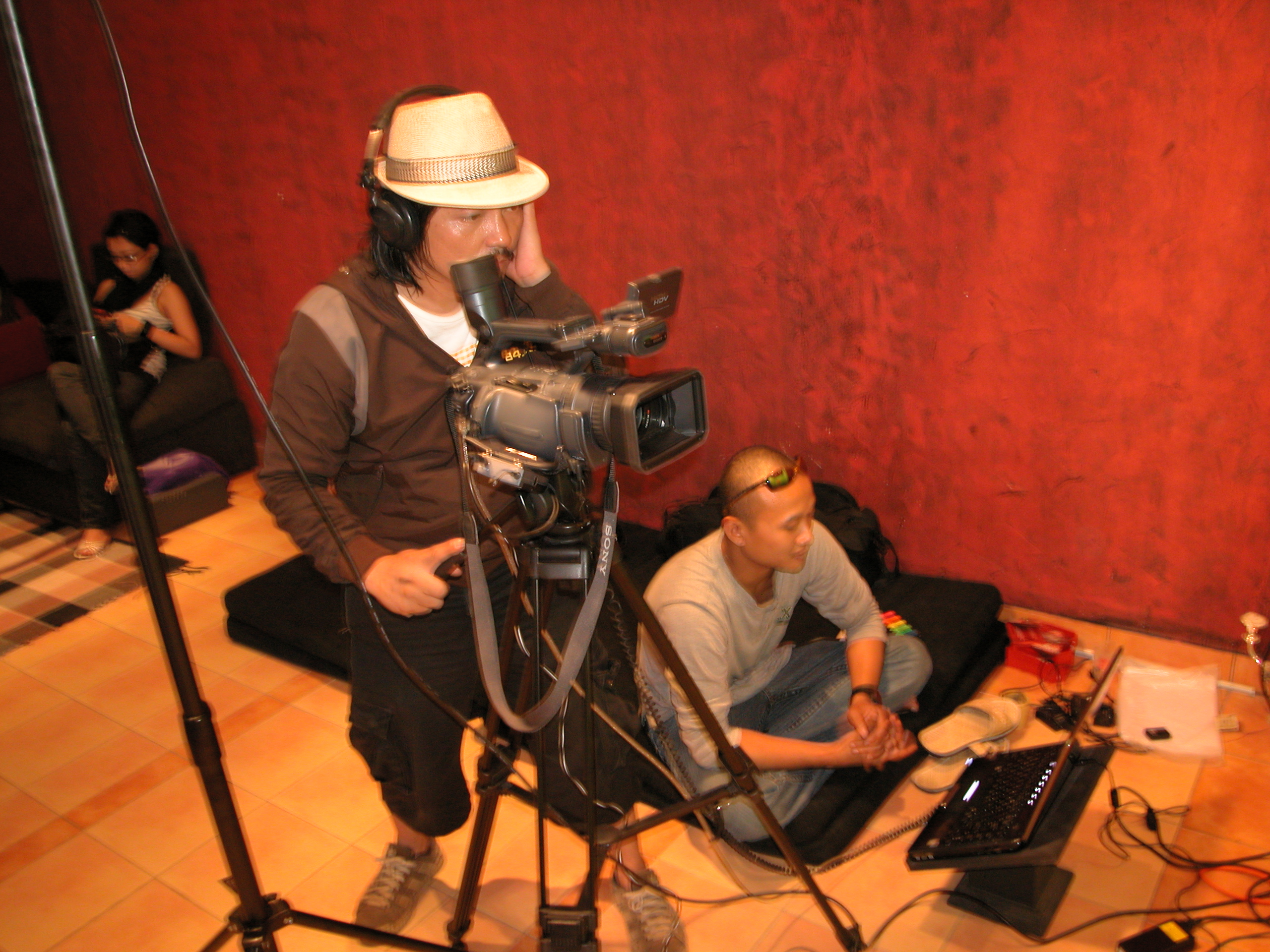 Camera & Crew