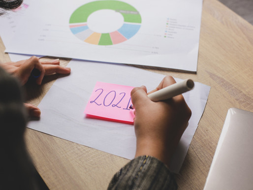 2020 Year-End Financial Wrap Up