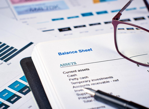 Analyzing Your Financial Reports: Part 2 – Cleaning Up Your Assets