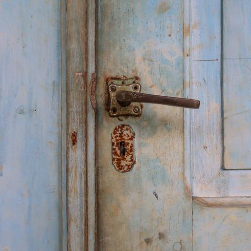 De portas abertas