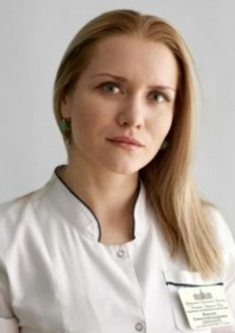Марущак Елена Александровна