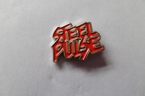 Steel Pulse Enamel Badge