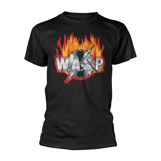 W.A.S.P - Sawblade Logo