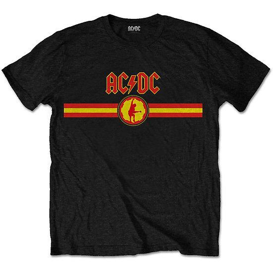 AC/DC - LOGO & STRIPE