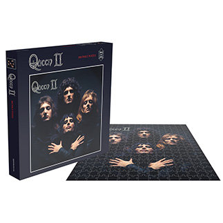 QUEEN II    - 500 Piece Jigsaw