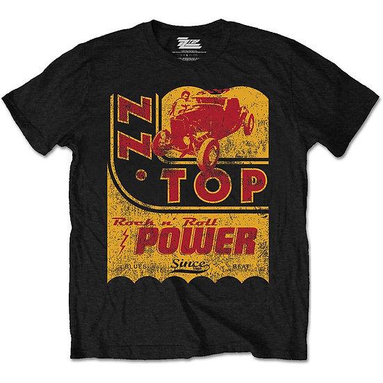 ZZ Top = Speed Oil