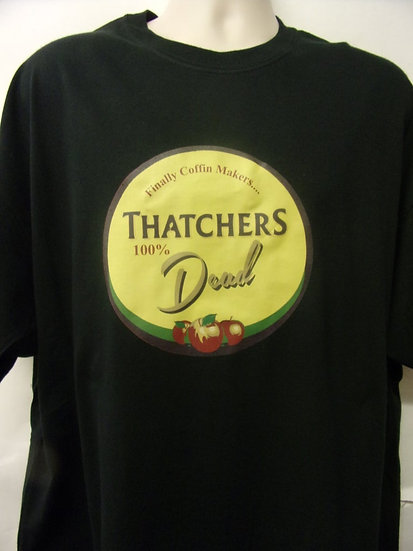 Thatcher's Dead