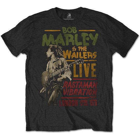 Bob Marley Rastaman Vibration