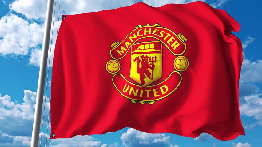 Manchester United Flag  5ft x 3 ft