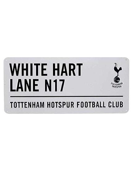 Tottenham Hotspur street sign
