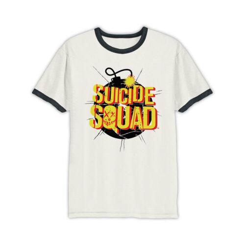Suicide Squad Exploding Bomb