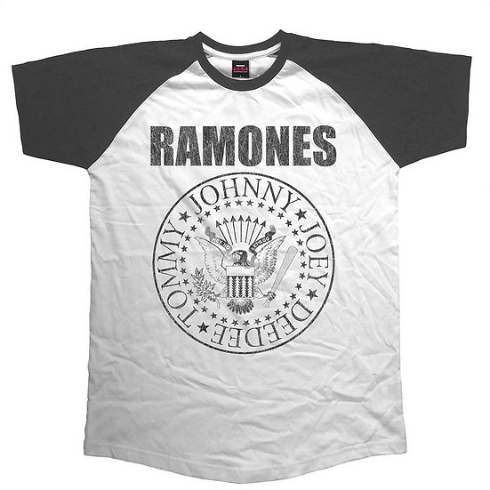Ramones - Presidential Seal - Raglan tee