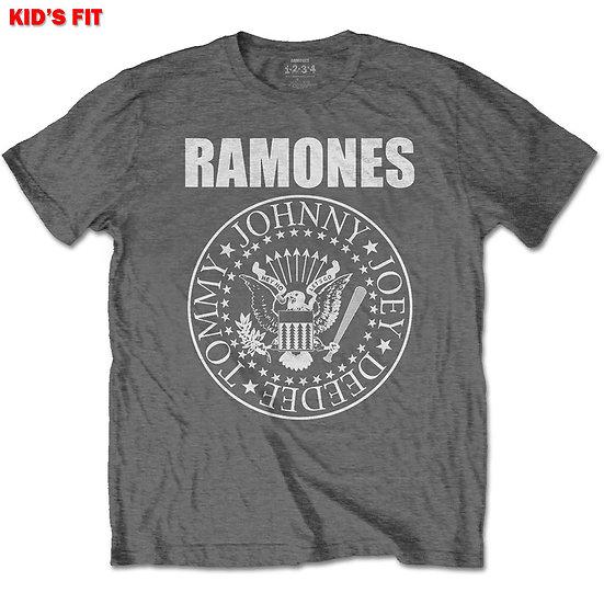 RAMONES KIDS TEE: PRESIDENTIAL SEAL