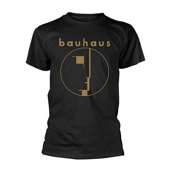 Bauhaus Logo Gold