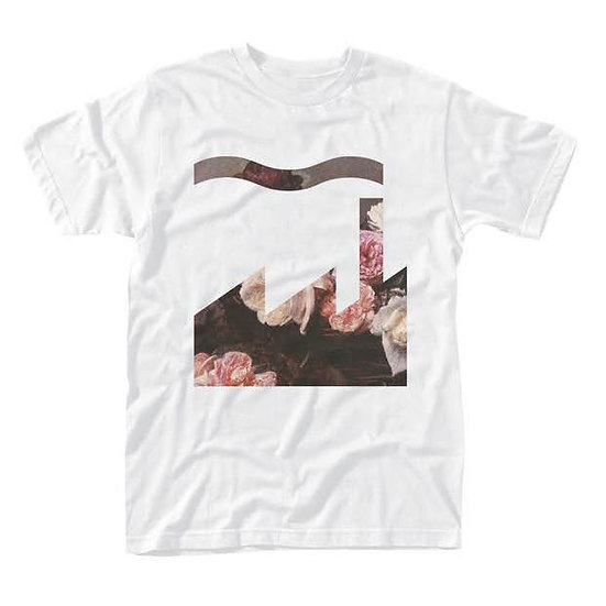 New Order FAC251 Power Corruption and lies, Factory logo