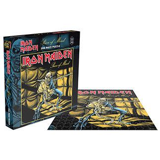Iron Maiden Piece of Mind    - 500 Piece Jigsaw