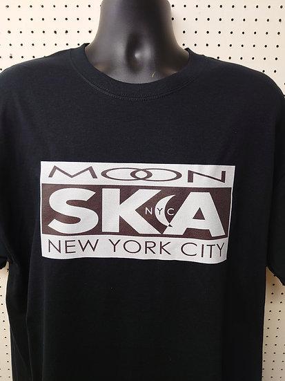 Moon SKA logo Tee