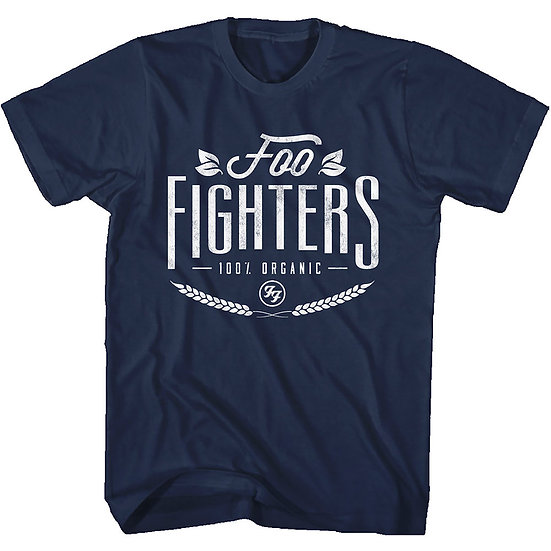 Foo Fighters - 100% Organic