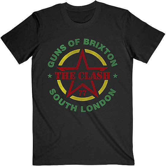 Clash, The  Guns Of Brixton  CLTS12MB