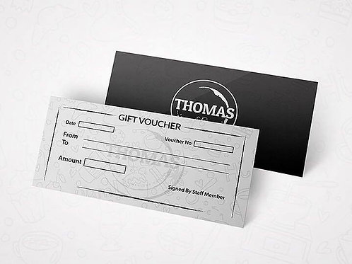 €25 Thomas and Co Voucher