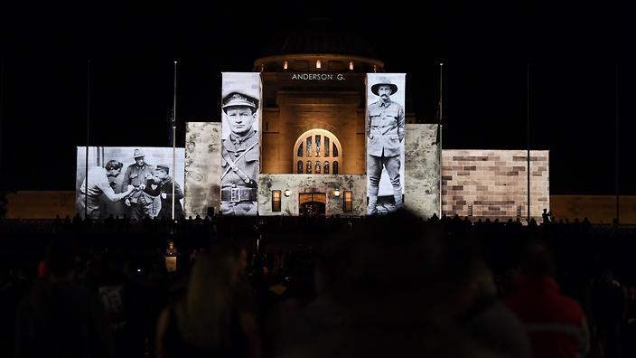 War Memorial 2017