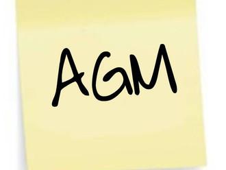 MAFC AGM - 21 November