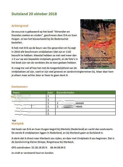 Grindgroeves duitsland nederland 2018