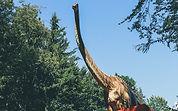 langnek dinosaurus
