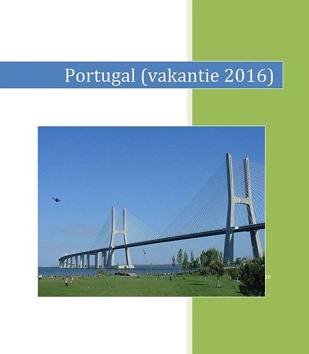 vakantie portugal 2016