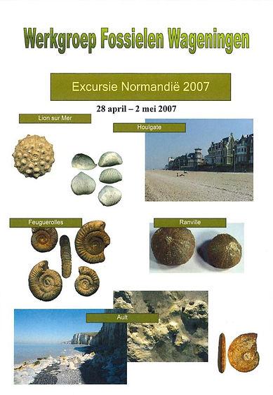 excursiegids 2007 normandie