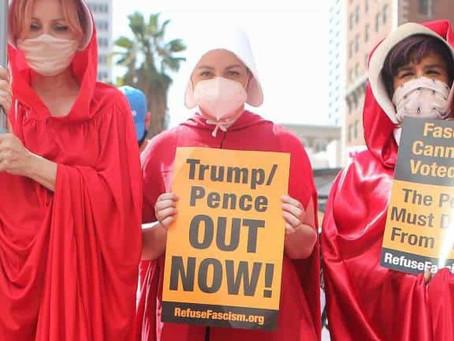 Eleições estadunidenses, voto feminino e as sufragistas