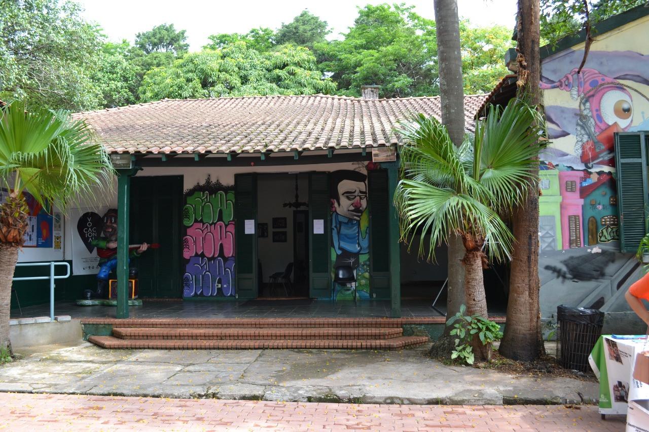 Casa de Cultura Parque Raul Seixas