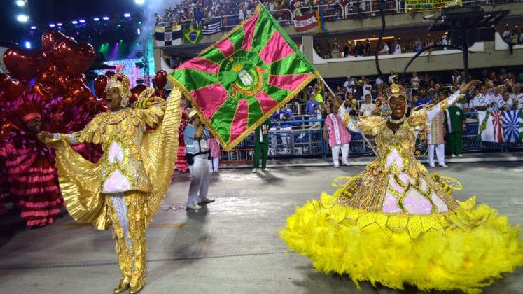 Carnaval, a festa da periferia