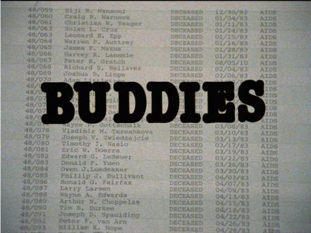 """A experiência da AIDS e o cinema político em """"Buddies"""""""